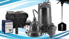 Sump Pump Installation aqnd Service